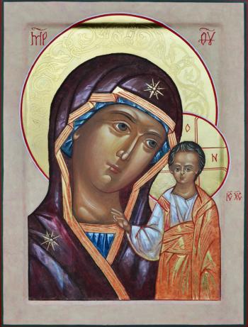 Moeder Gods van Kazan