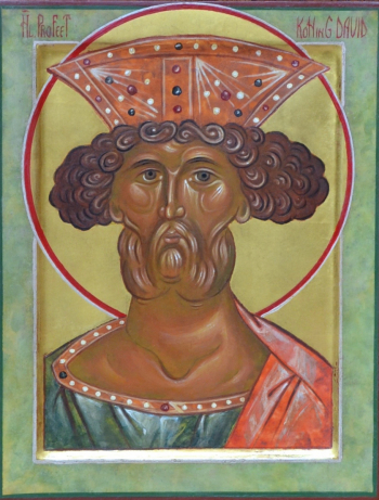 Heilige profeet Koning David