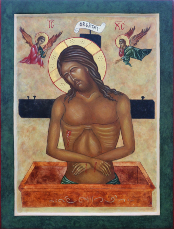 Christus in het graf