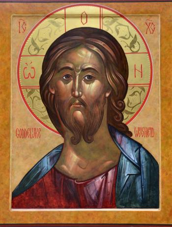 Christus Goddelijke Wijsheid