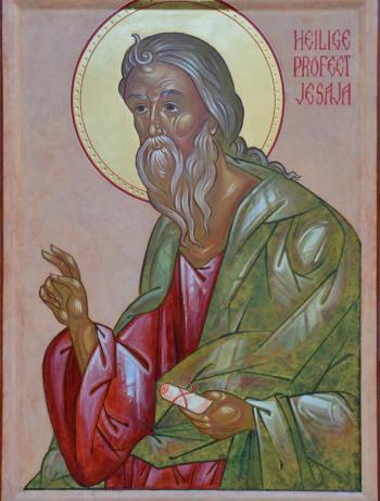 Heilige profeet Jesaja