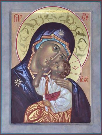 Moeder Gods van de Tederheid